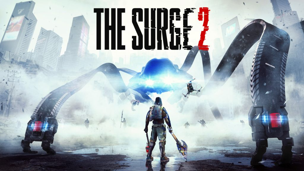 The Surge 2 - PS4 - Wallpapers -1920x1080
