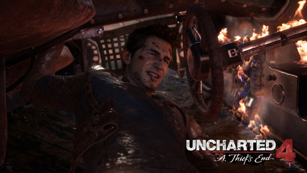Uncharted 4: A Thief's End - PS4 - Wallpapers - 1920x1080