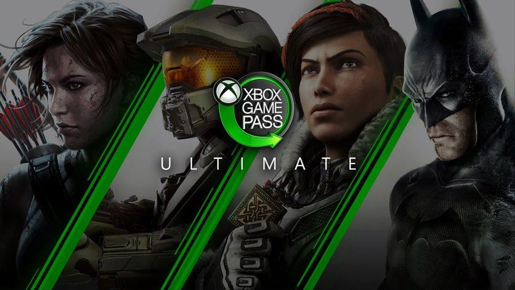 Xbox Game Pass Ultimate - Microsoft xCloud Service