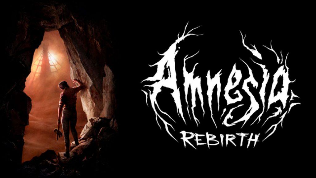 Amnesia Rebirth - PS4 - Wallpapers - 1920x1080