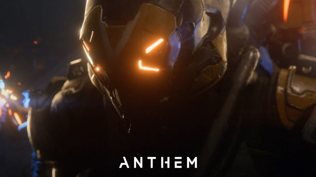 Anthem - PS4 - Wallpapers - 1920x1080