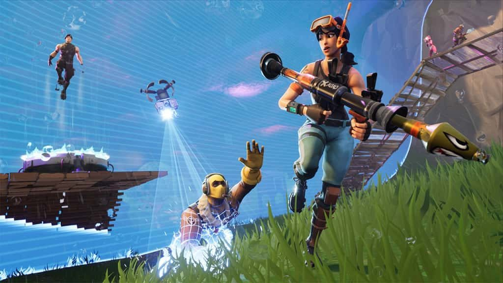 Best Free PS5 Games Fortnite