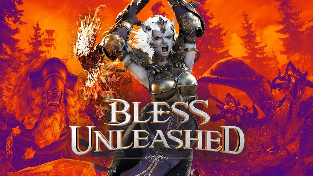 Blessed Unleashed - PS4 / PS5 / Wallpapers - 1920x1080