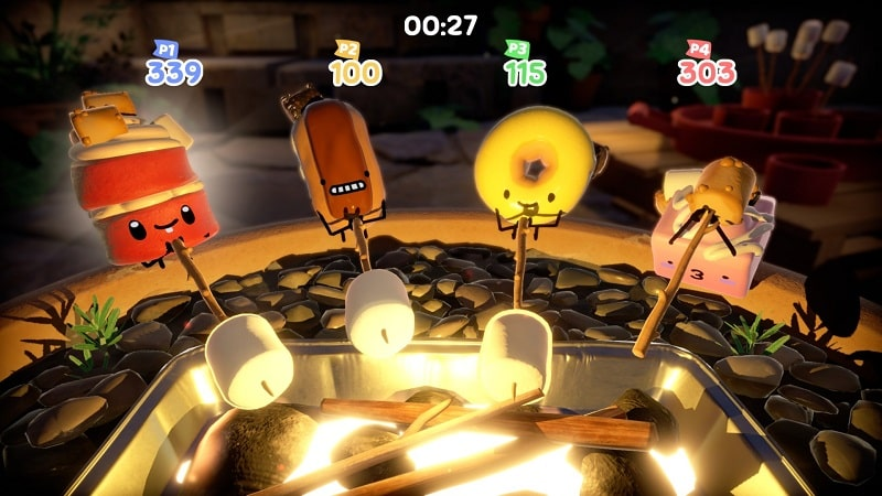 Cake Bash PS4 Review 1