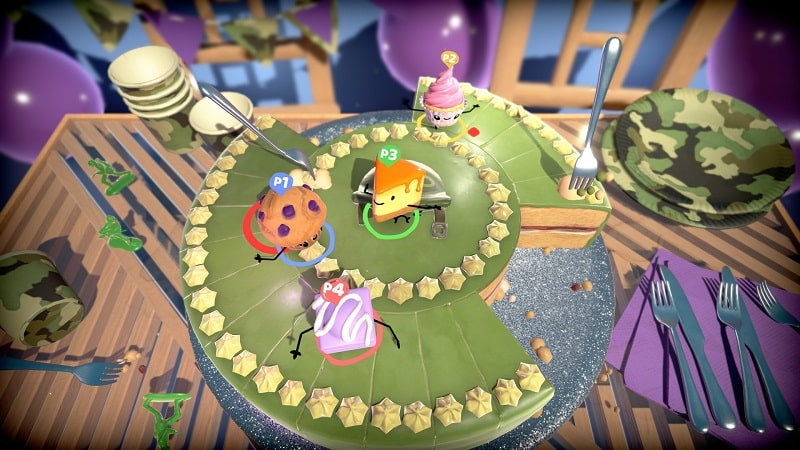 Cake Bash PS4 Review 2