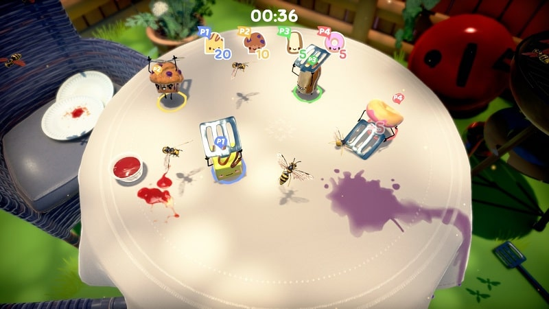 Cake Bash PS4 Review 3