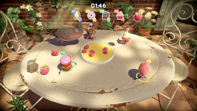 Cake Bash PS4 Review 4