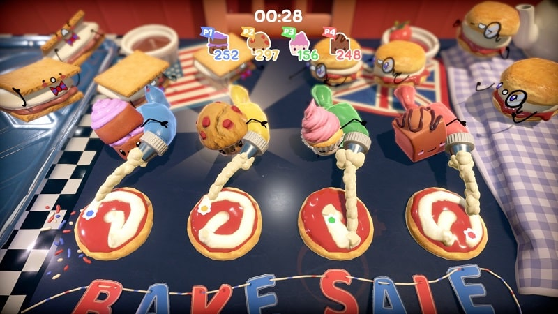 Cake Bash PS4 Review