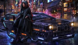 cloudpunk-ps4-review