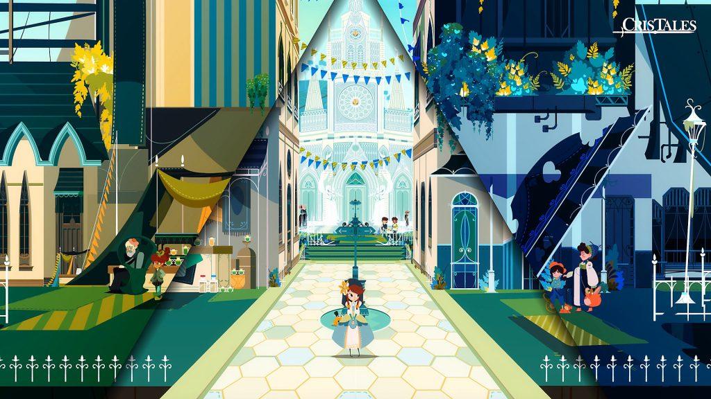 Cris Tales - PS4 / PS5 - Wallpapers - 1920x1080
