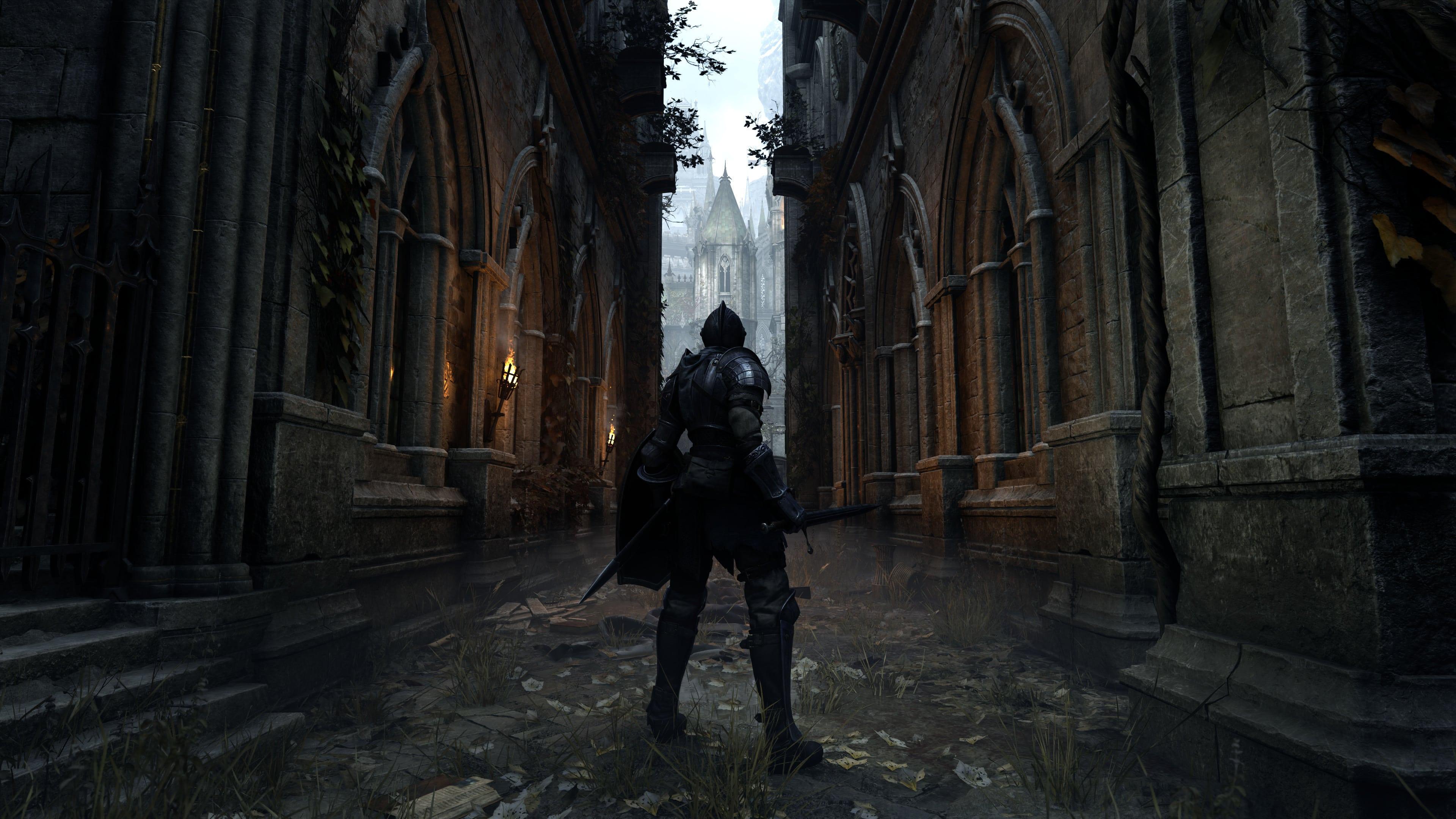 Demon's Souls Remake - PS5 - Wallpapers - 4K