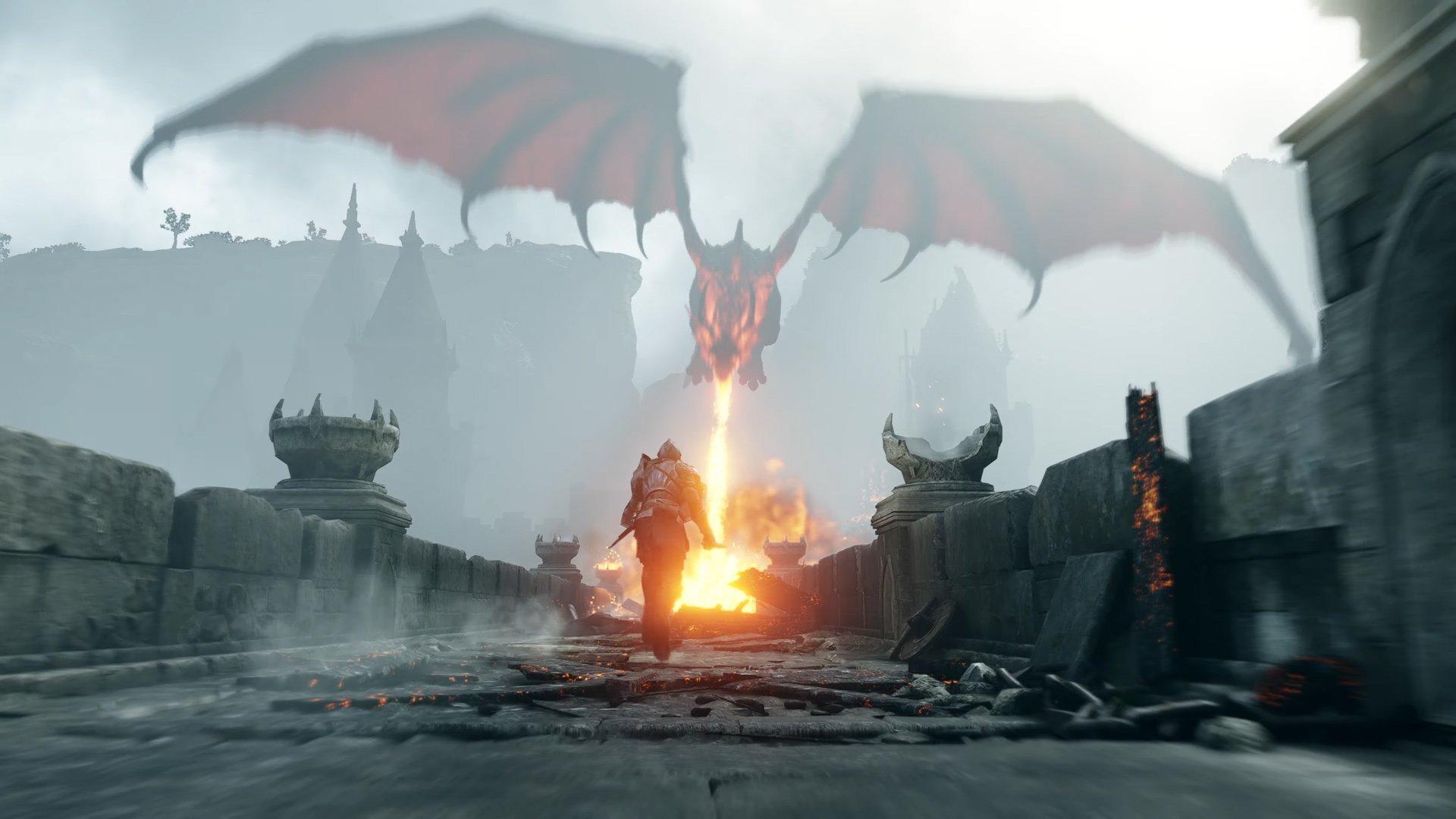 Demon's Souls Remake - PS5 - Wallpapers - 1920x1080