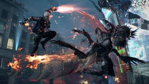 devil may cry 5 PS5 loading times