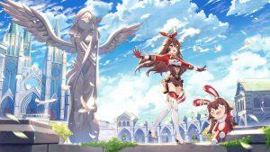 Genshin Impact - PS4 / PS5 - Wallpapers