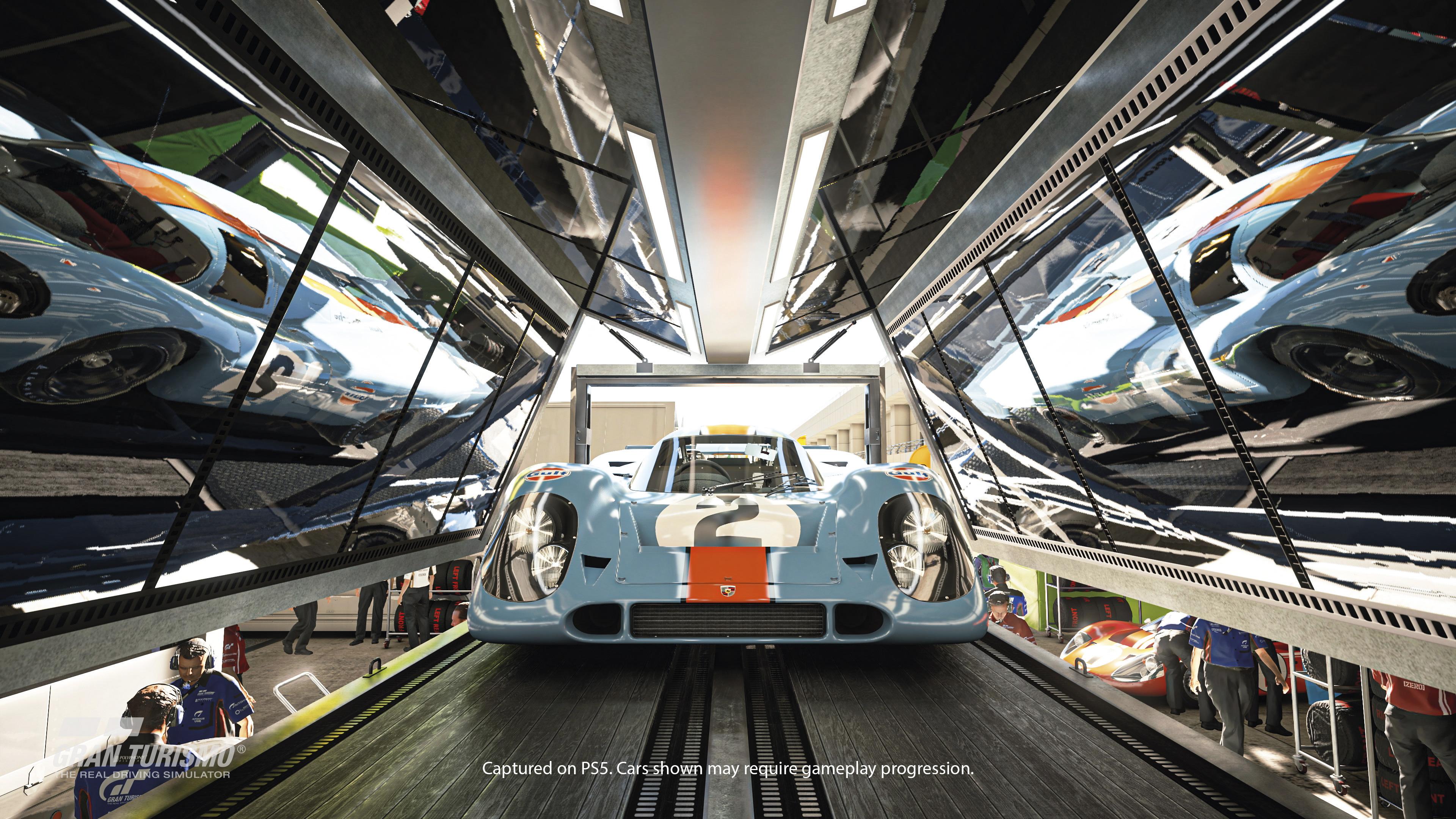 Gran Turismo 7 - PS5 - Wallpapers - 4K