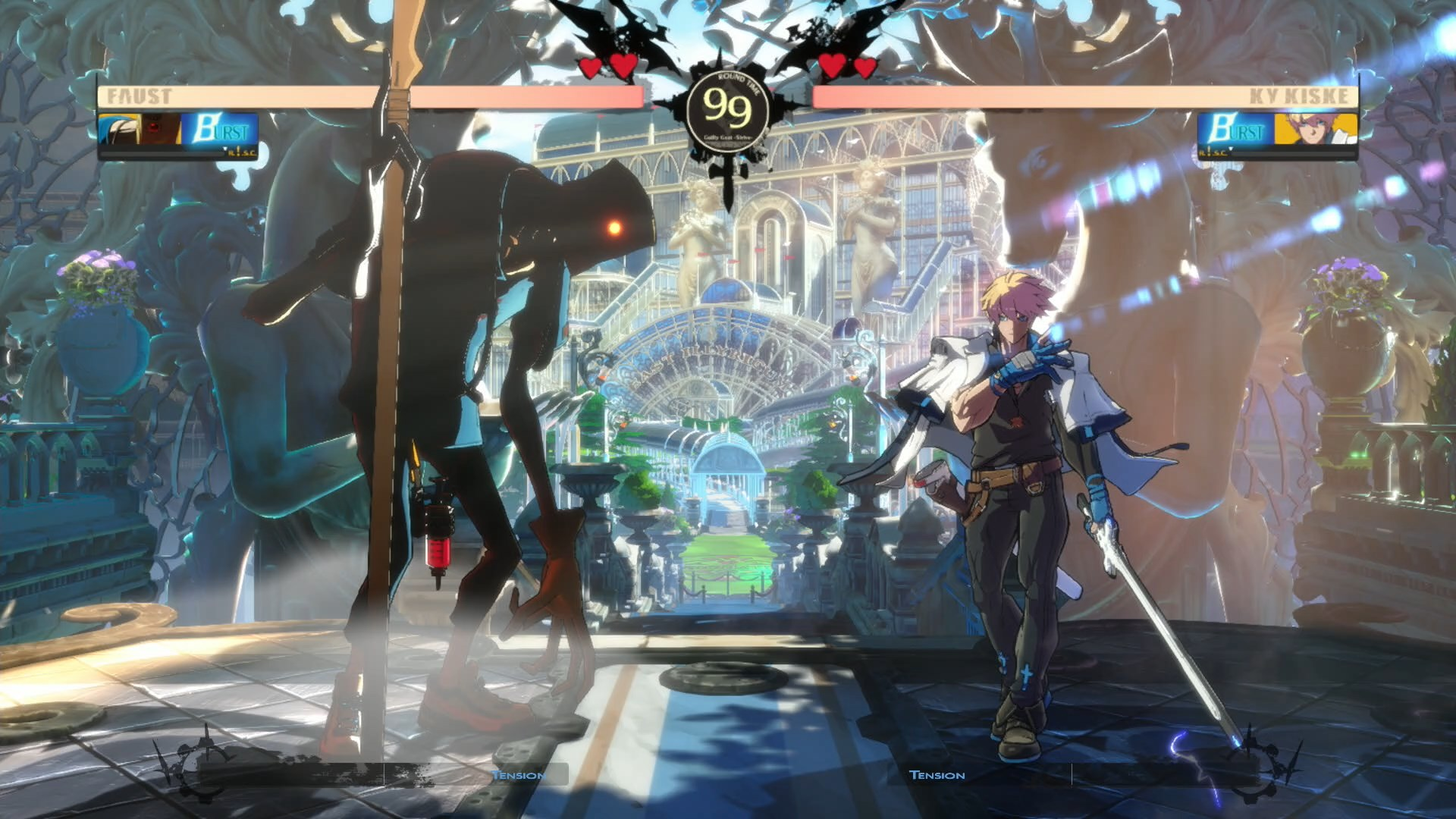 Guilty Gear Strive - PS4 / PS5 - Wallpapers