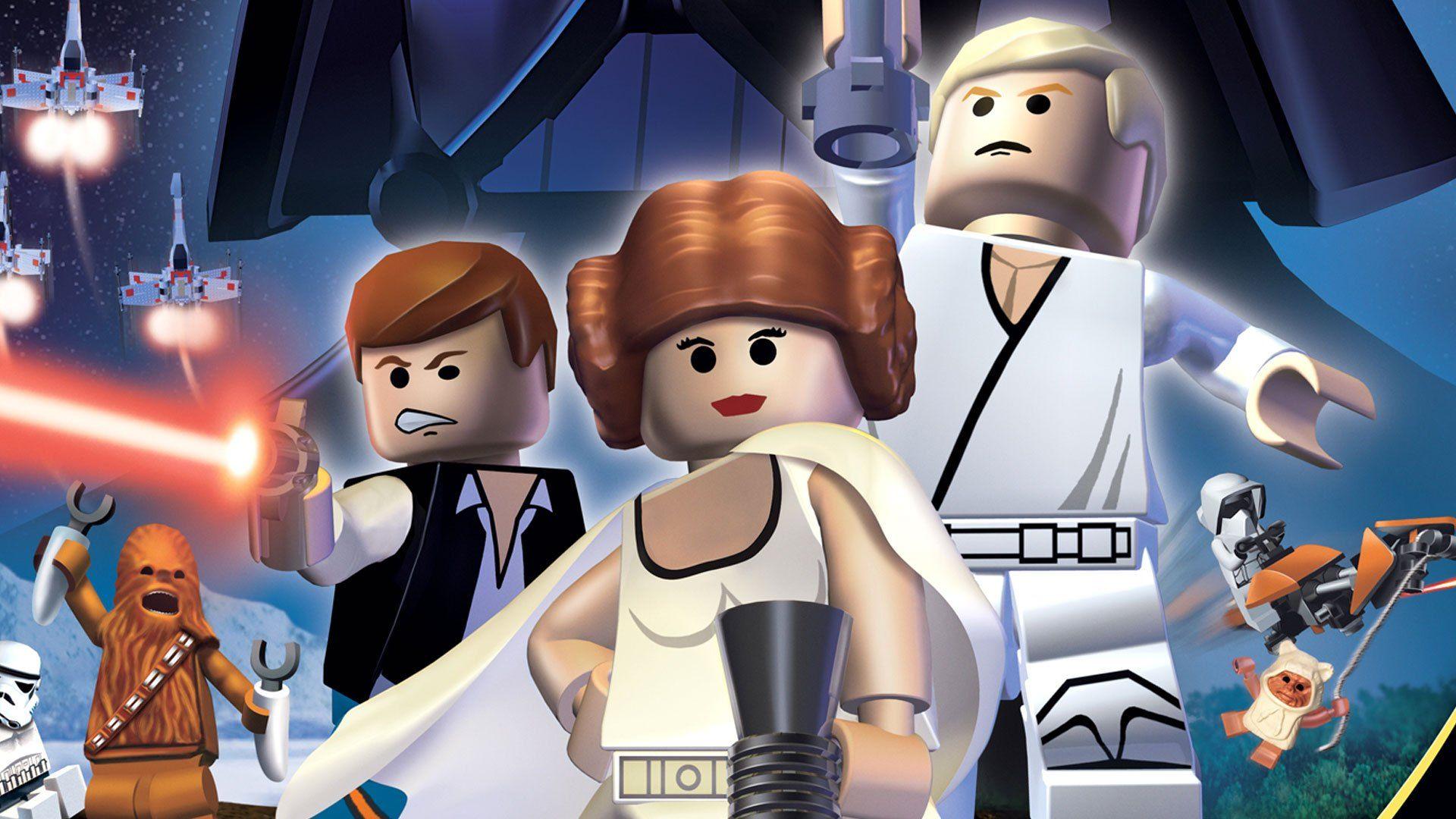 Lego Star Wars The Skywalker Saga Wallpapers Playstation Universe