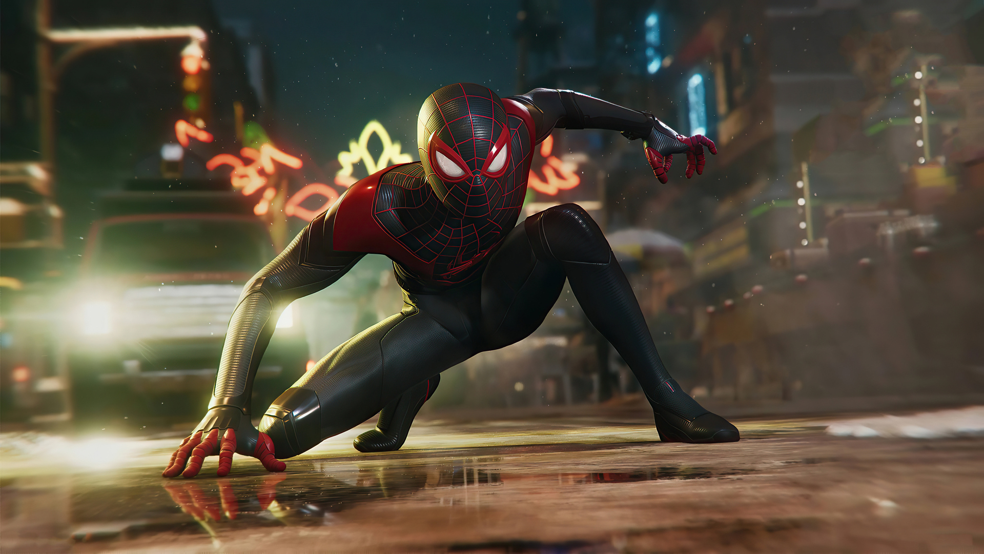 Marvel's Spider-Man: Miles Morales Wallpapers - PlayStation Universe