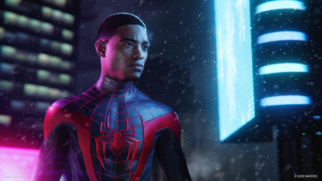 Marvel's Spider-Man: Miles Morales - PS4 / PS5 - Wallpapers - 1920x1080