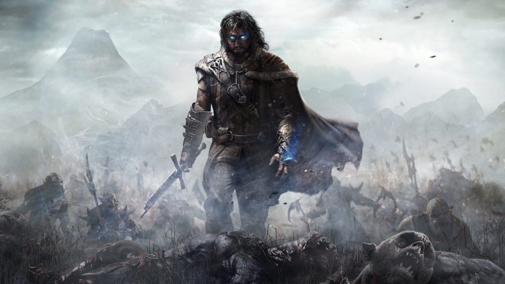 Middle-earth: Shadow of Mordor - PS4 - Wallpapers - 1920x1080