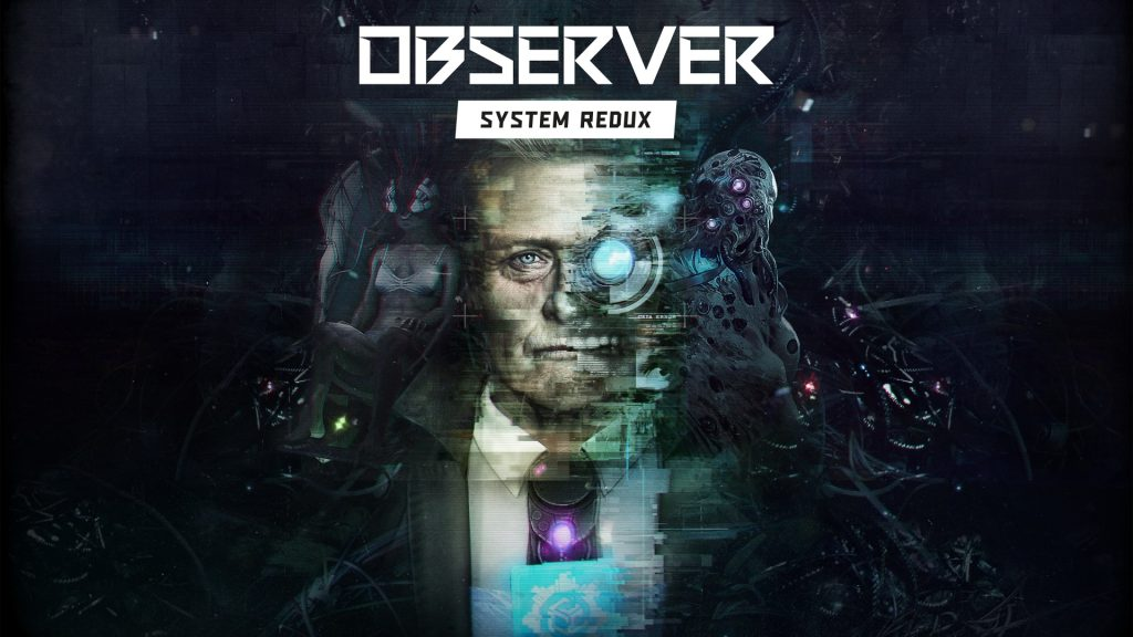 Observer: System Redux - PS4 / PS5 - Wallpapers