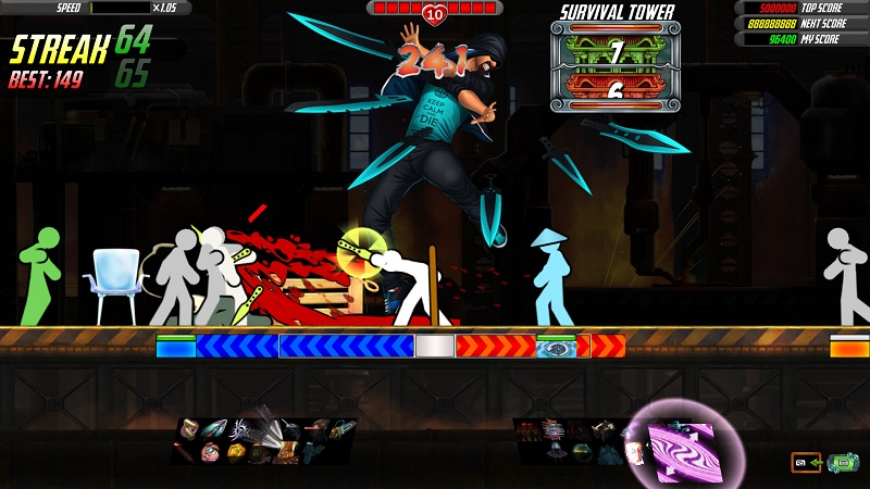 One Finger Death Punch 2 PS4 Review 4
