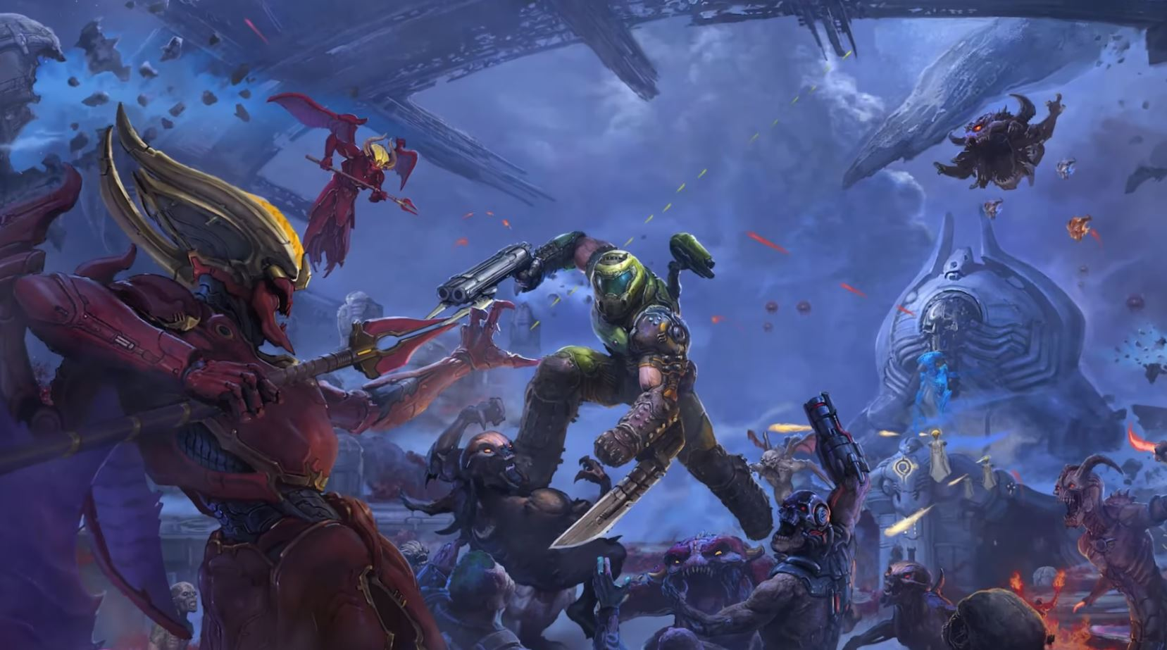 prepare-to-slay-demons-in-the-doom-eternal-the-ancient-gods-part-one-launch-trailer