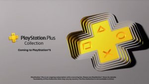 PS Plus Collection PS4