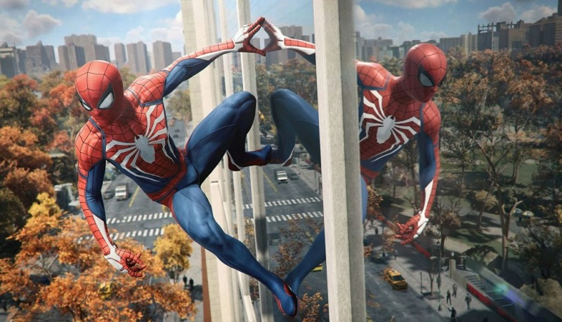 Spider Man PS5