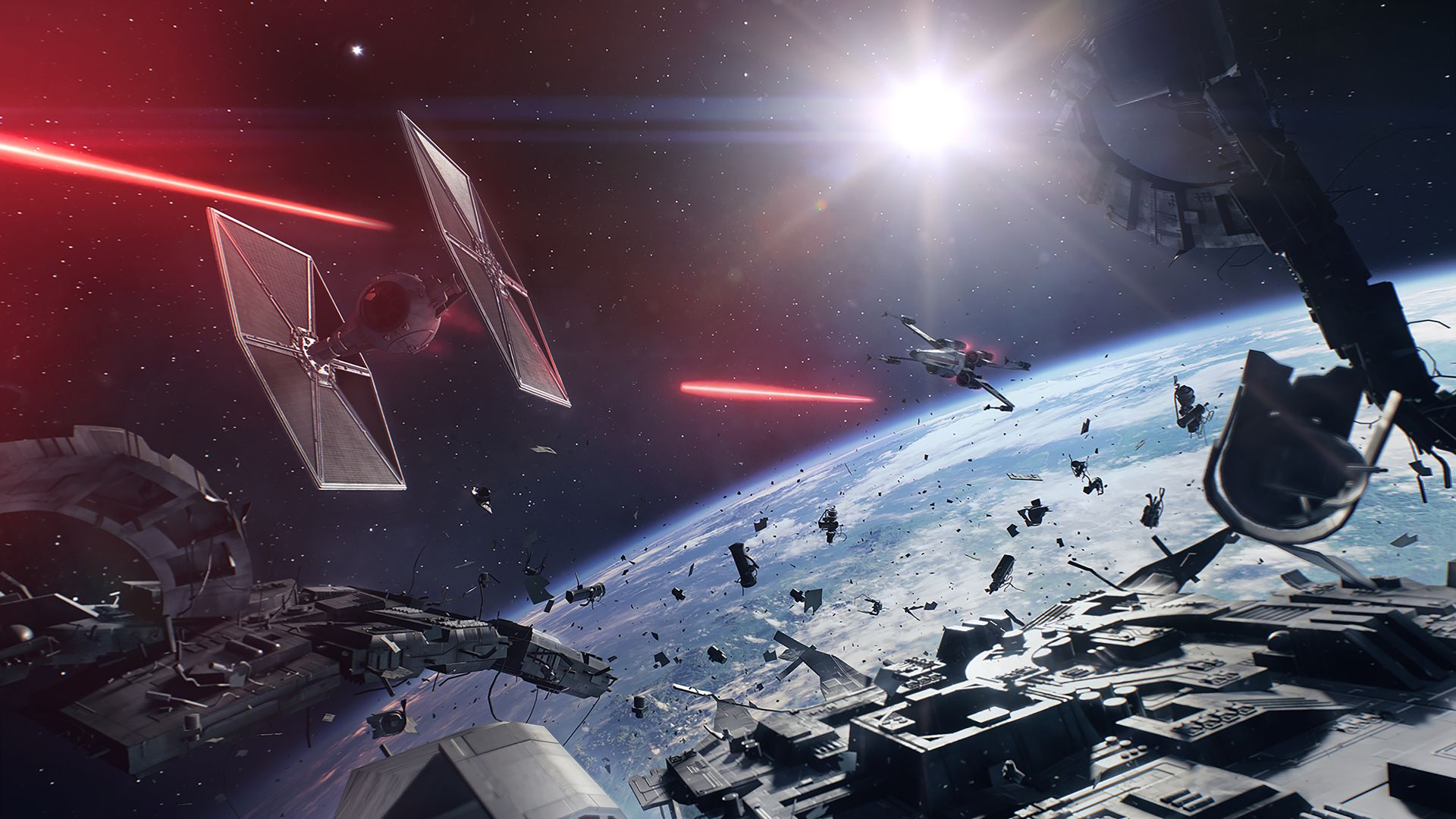 star wars battlefront2 ps4 wallpapers 40