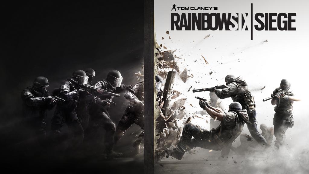 Tom Clancy's Rainbow Six Siege - PS4 - Wallpapers - 1920x1080