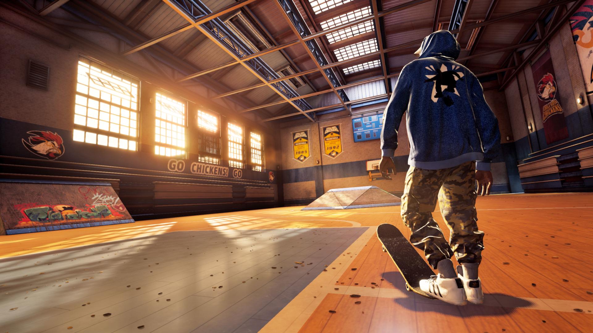 Tony Hawk Pro Skater 1+2 - PS4 - Wallpapers - 1920x1080