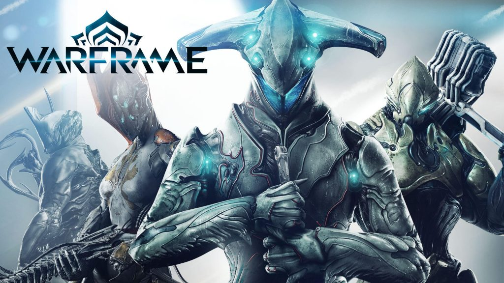 Warframe - PS4 - Wallpapers - 1920x1080
