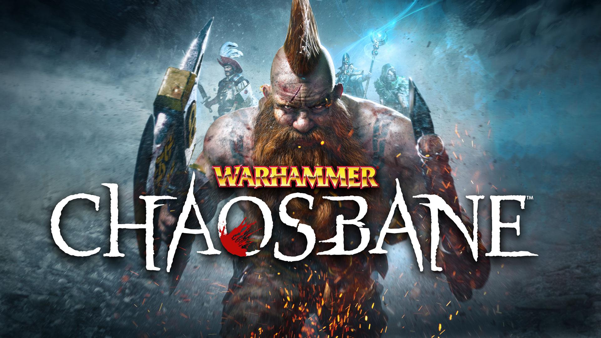 Warhammer: Chaosbane Wallpapers - PlayStation Universe