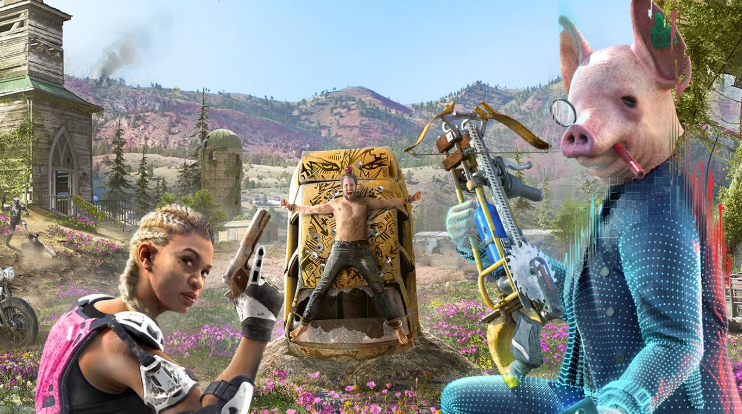 watch-dogs-legion-takes-over-ubisofts-other-franchises-in-hacked-cover-art