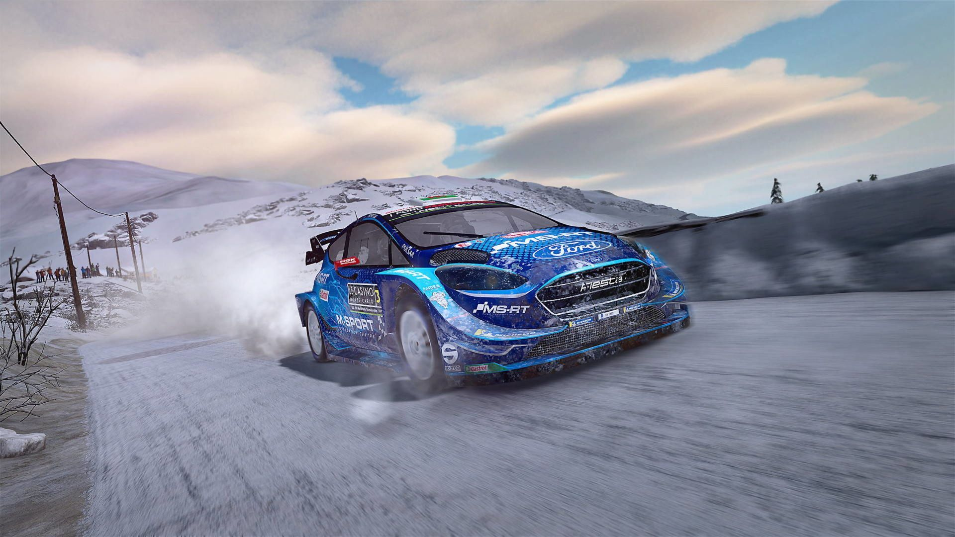 WRC 9 FIA World Rally Championship Wallpapers - PlayStation Universe