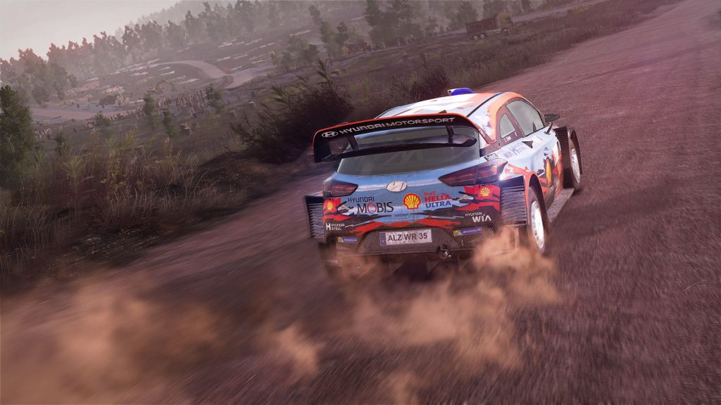 WRC 9 FIA World Rally Championship - PS5 - Wallpapers - 1920x1080