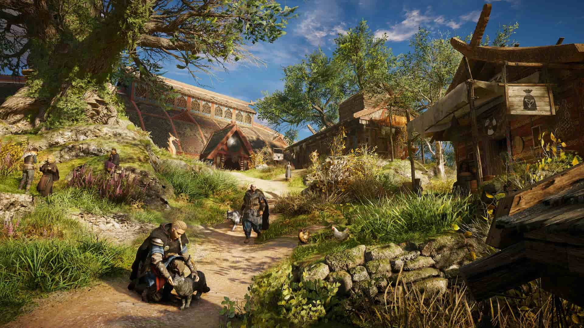 We're giving away a heap of copies of 'Assassin's Creed Valhalla'