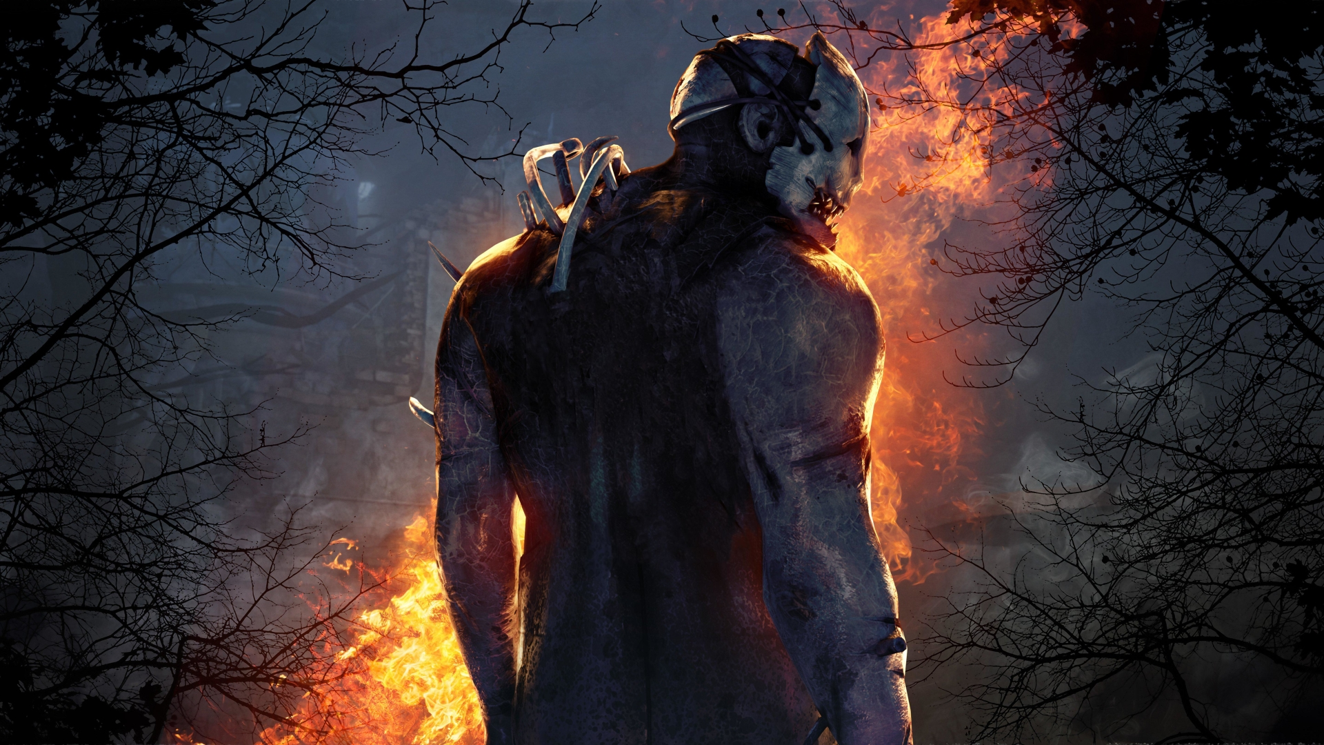 Dead by Daylight - PS4 / PS5 - Wallpapers - 1920x1080