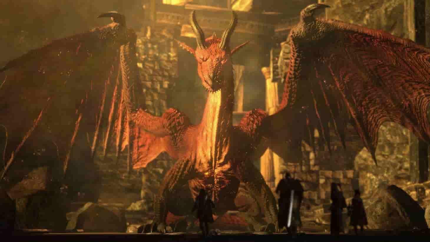 These Capcom Leak Has Dragon