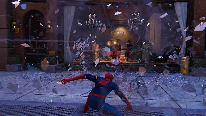 Marvels- Spider-Man Remastered-PS5-Review