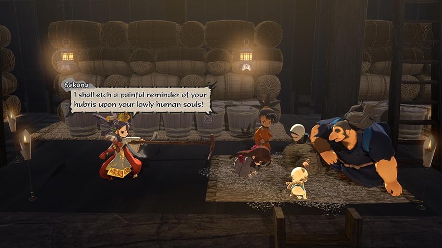 Sakuna Of Rice and Ruin Review 01