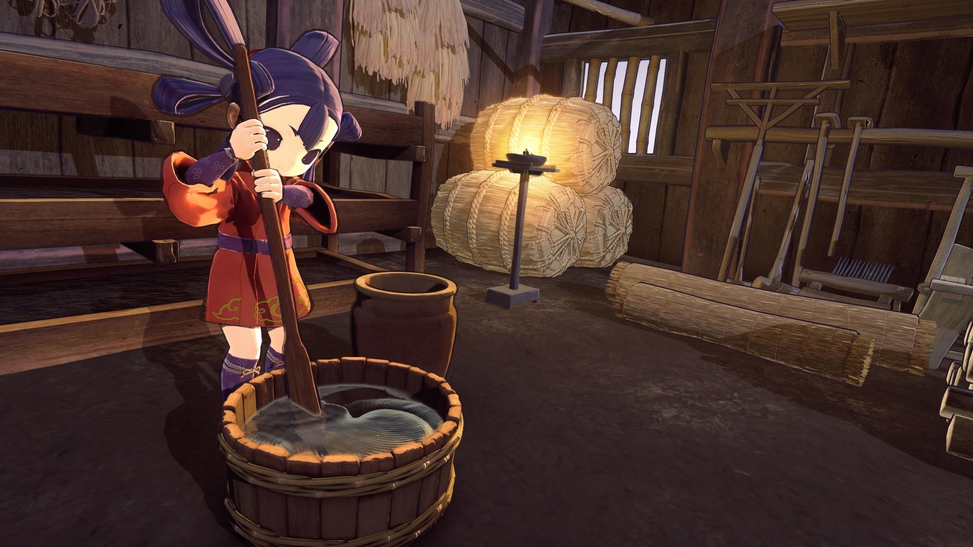Sakuna: Of Rice And Ruin - PS4 - Wallpapers
