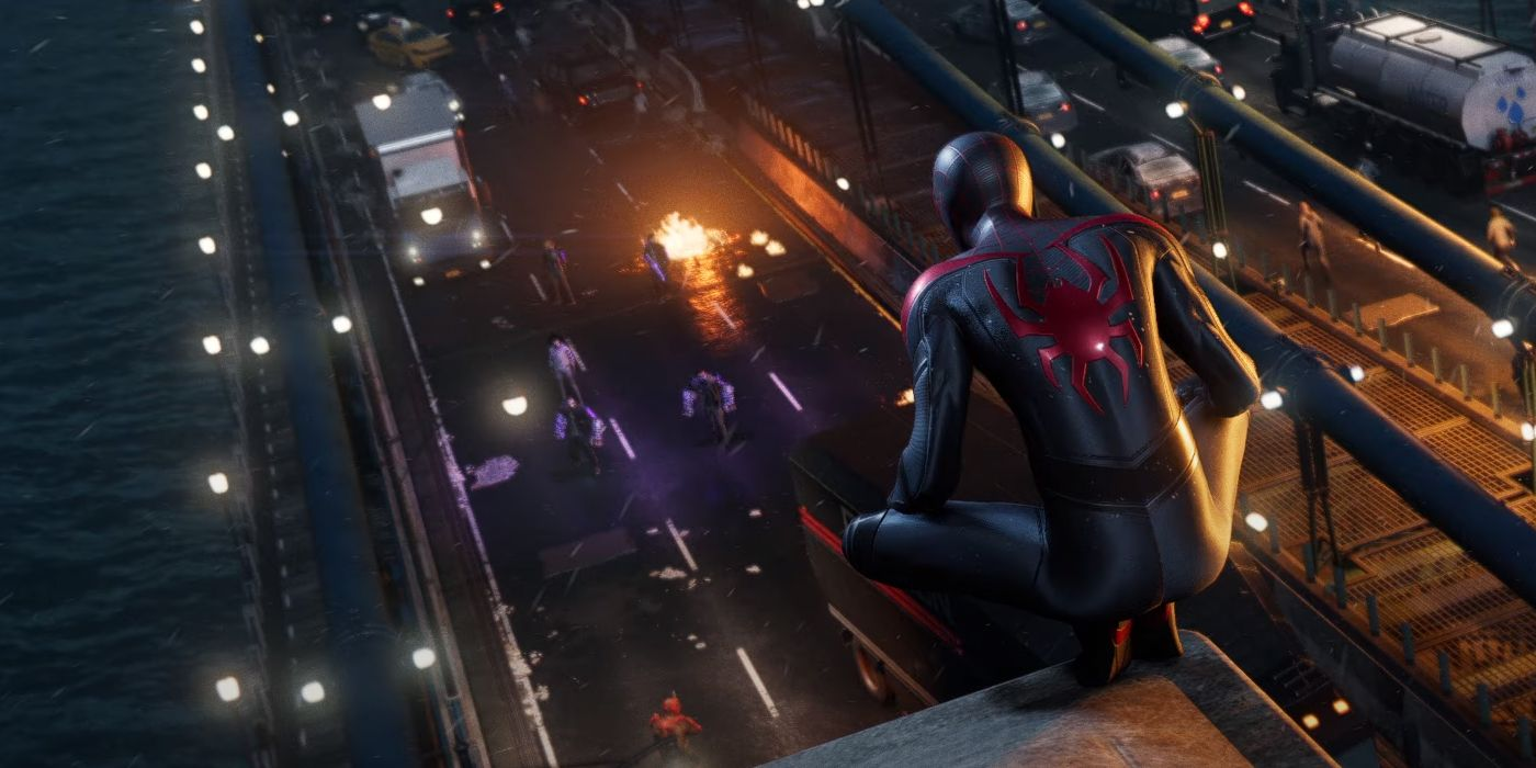 Spider-Man: Miles Morales is Getting an Into the Spider-Verse Suit