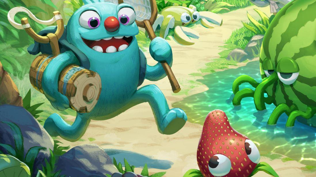 Bugsnax creature guide