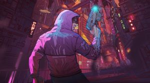 cyberpunk-comic-book-shooter-foreclosed-debuts-promising-ps5-and-ps4-gameplay-trailer