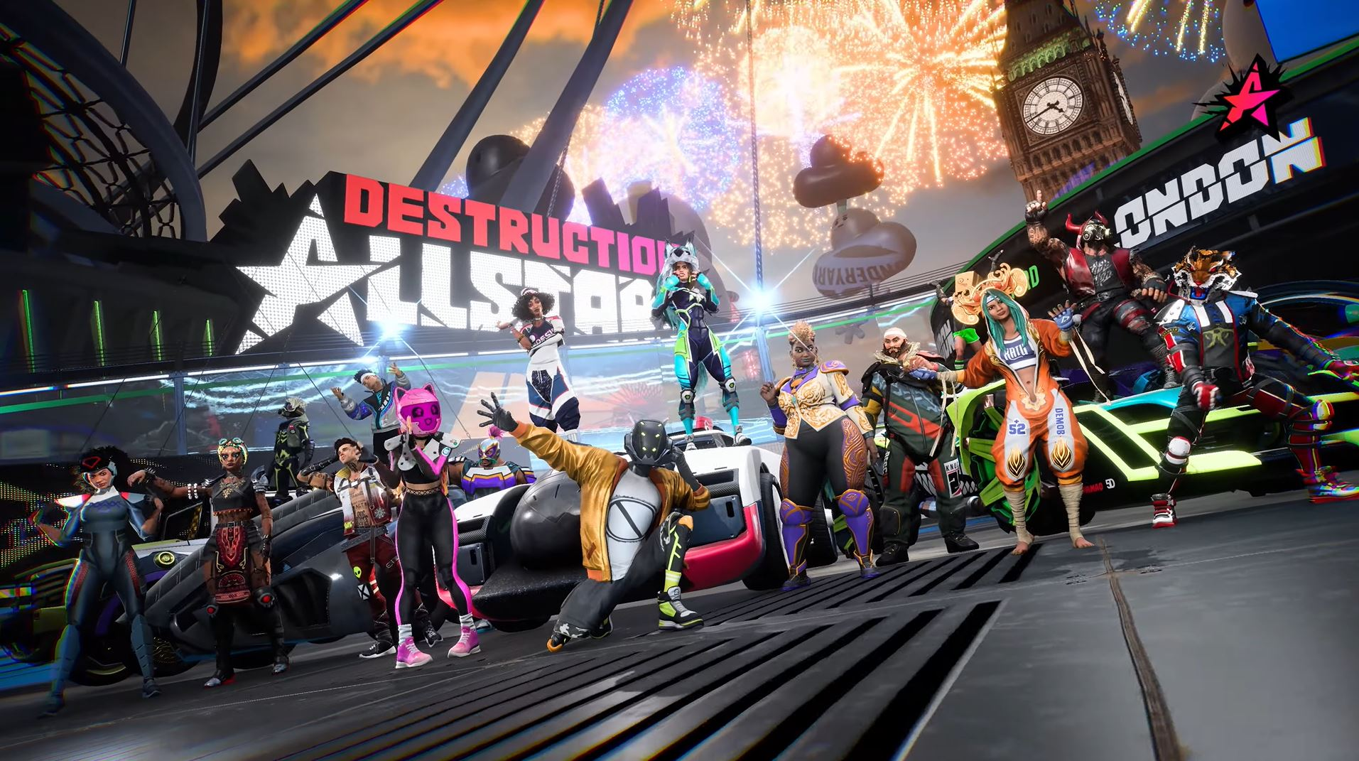 Destruction AllStars PS5 Game Modes And Rewards Detailed In First Gameplay Trailer