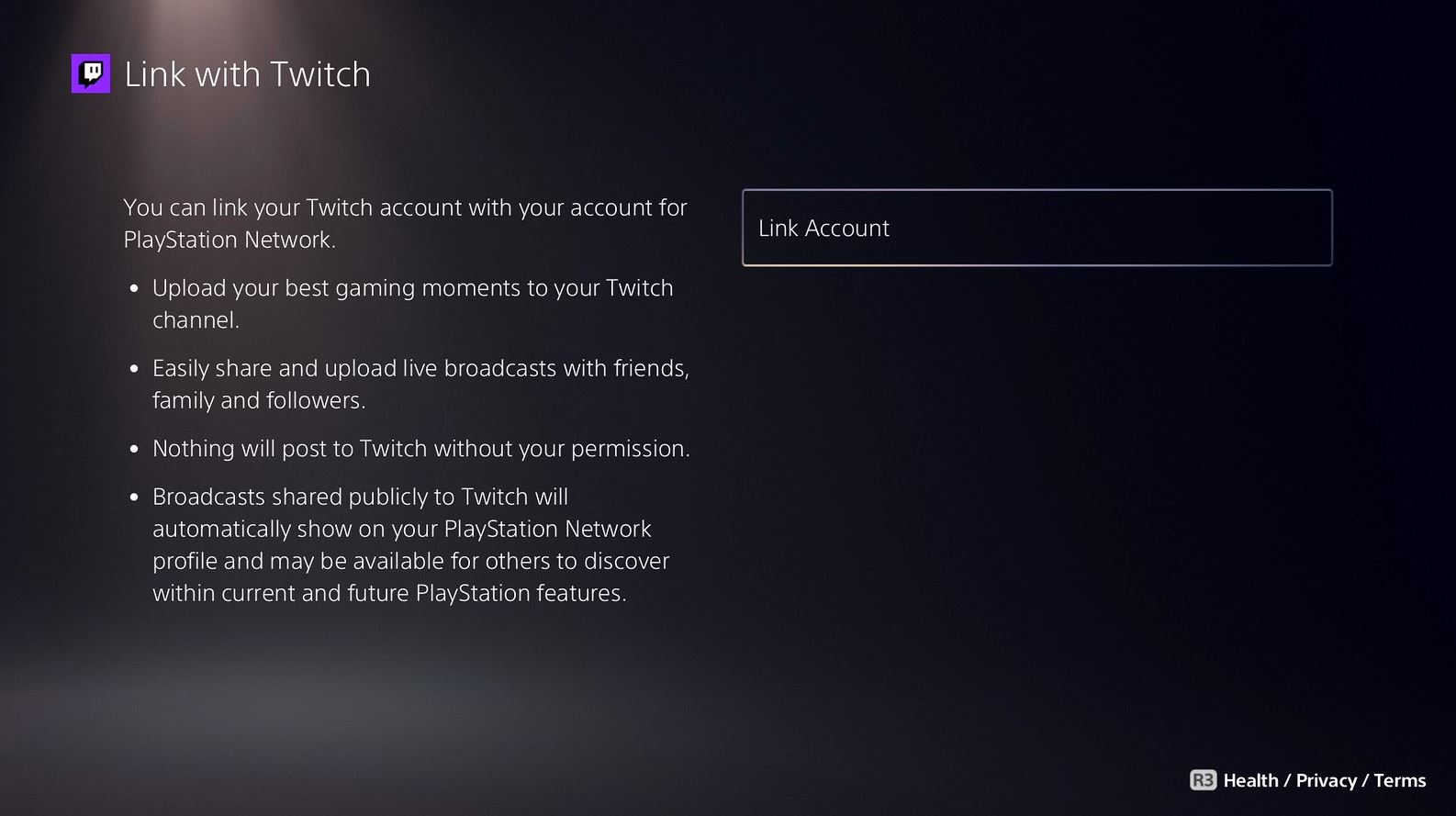 how-to-stream-on-twitch-from-your-ps5-how-to-set-up-twitch-on-your-ps5