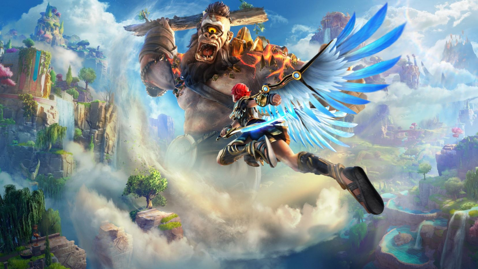 Immortals: Fenyx Rising Review (PS5) - A Fast, Fun, And Focused Open-World  Adventure Through Greece And Its Gods - PlayStation Universe