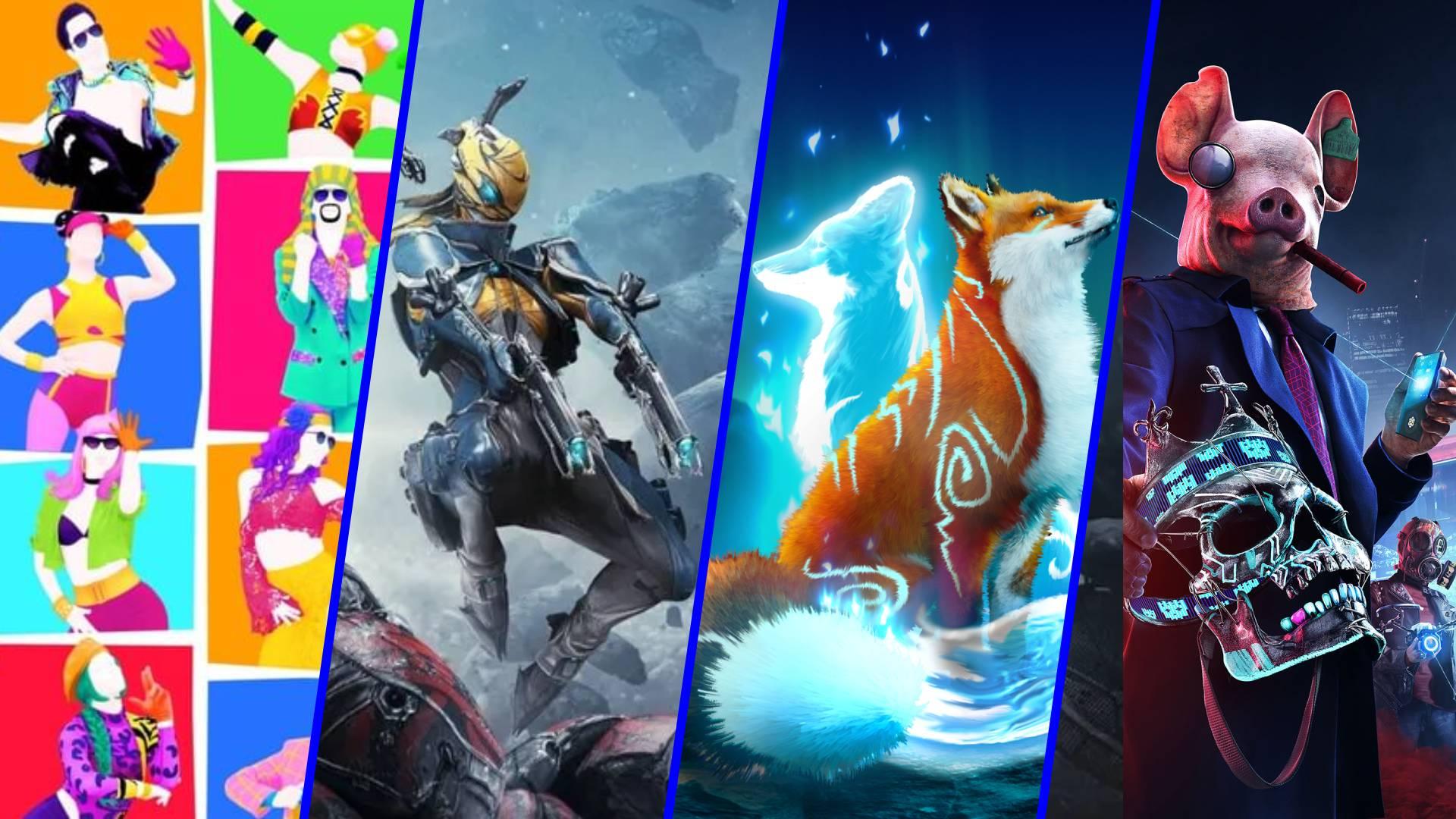 New PS5 Games - PS5 New Releases (November 23 - November 29) - PlayStation Universe